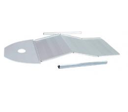 Alluminium vloer 230